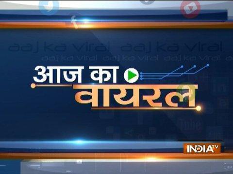 Aaj Ka Viral: Will Honeypreet became approver against Ram Rahim?