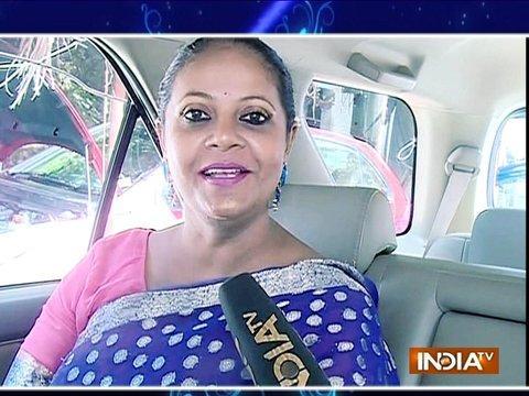 Saath Nibhaana Saathiya star Rupal Patel celebrates Navaratri festival with SBAS