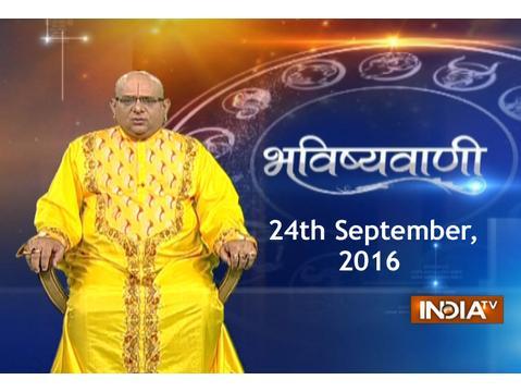 Bhavishyavani   24th September, 2016