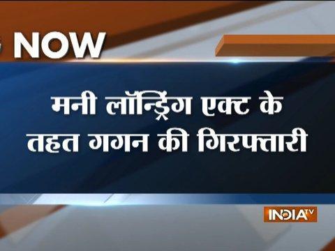 ED arrests Delhi businessman Gagan Dhawan in Rs 5,000 crore money laundering case
