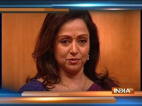 Hema Malini reveals secret behind maintaining the image of dream girl