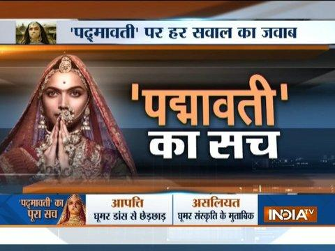 Why oppose 'Padmavati' without watching the movie?
