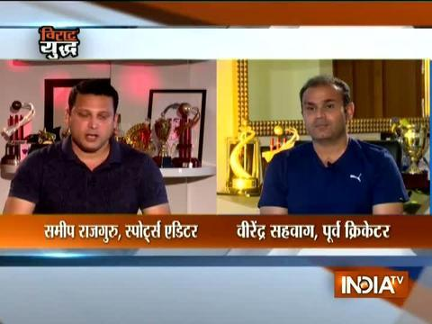 Virender Sehwag reveals why Australian players are scared of sledging Team India