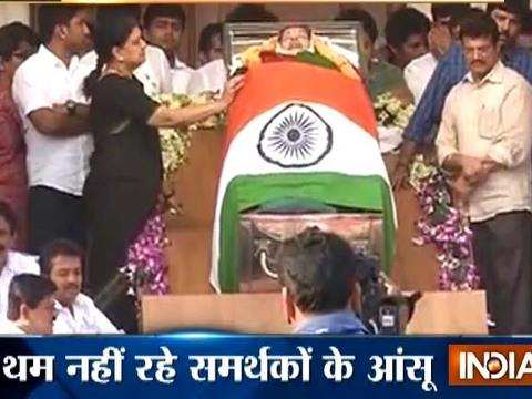 10 News in 10 Minutes | 6th December, 2016 - India TV