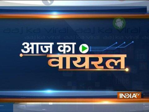 Aaj Ka Viral: Honeypreet accused of betraying Gurmeet Ram Rahim
