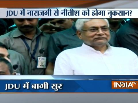 CM Nitish Kumar to prove majority in Bihar Assembly today