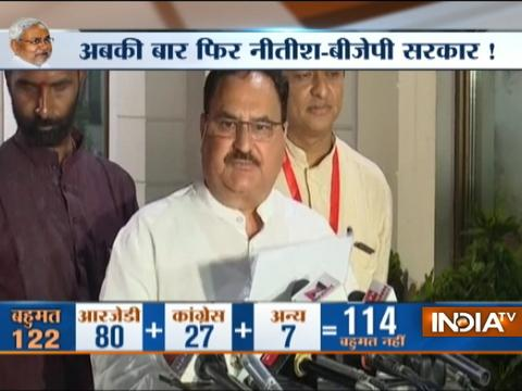 Amit Shah & Smriti Irani to contest Rajya Sabha polls from Gujarat says JP Nadda