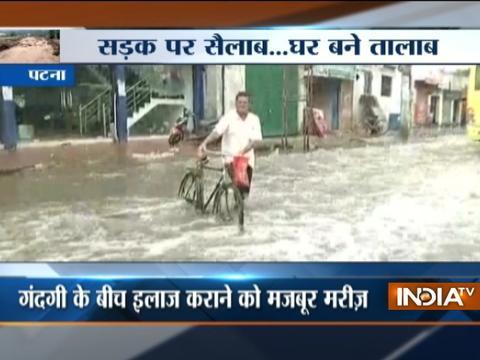 Rains,Flood,cloudburst wreak havoc in Uttarakhand,Himachal,Bihar