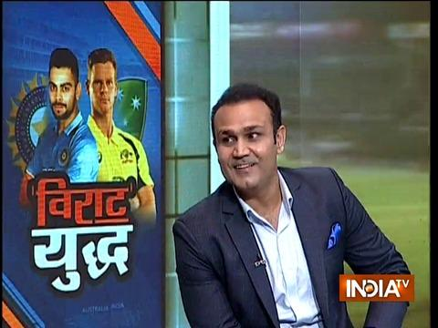 My wife will choose the heroine for my biopic: Virender Sehwag to India TV