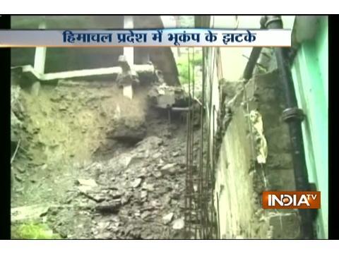 4.6 Magnitude Earthquake Hits Himachal Pradesh