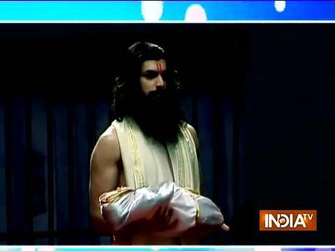Naira and Kartik play Devki and Vasudeva in Yeh Rishta Kya Kehlata Hai