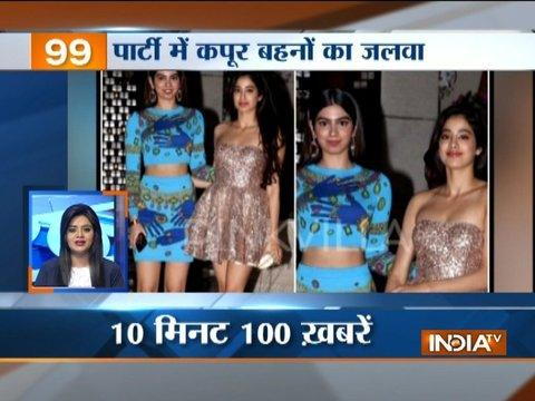News 100 | 25th September, 2017