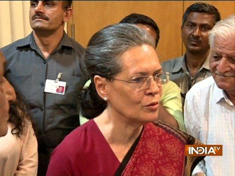 As Rahul Gandhi takes over as Congress president, Sonia Gandhi may retire from politics