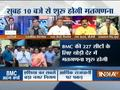 As voting for UP Polls continues, watch if BJP-Sena alliance will survive BMC vote counting