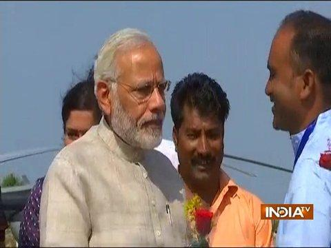Jammu and Kashmir: PM Modi celebrates Diwali with security forces in Gurez Sector along LoC