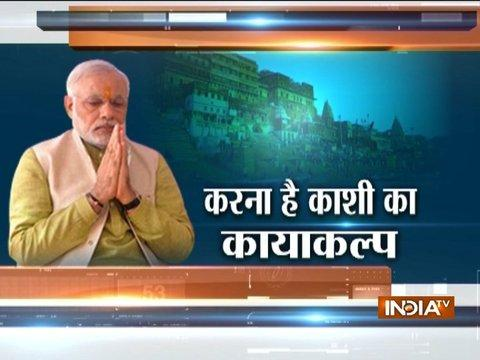 Know what PM Modi is going to do on his 2nd day in Varanasi