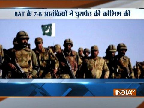 J-K: Army foils infiltration bid by Pakistan's BAT in Kupwara's Keran sector