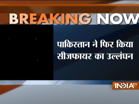 Pakistan violates ceasefire again, heavy shelling across LoC in Rajouri