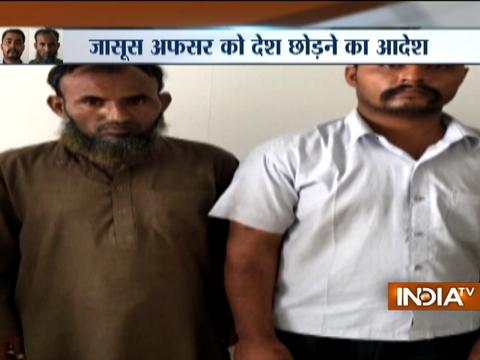 Two ISI spies arrested, Pakistan High Commission staffer expelled for espionage