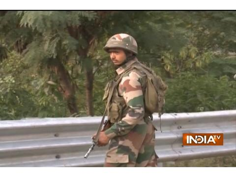 IB sends alert to security forces about 6-8 intruders entering into Indian