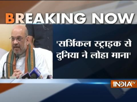 Every house to have electricity by 2022: Amit Shah in Jharkhand