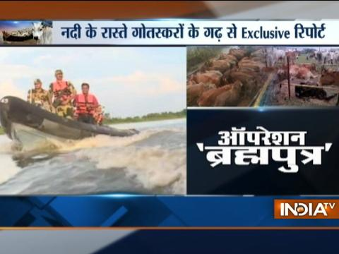 Special Report on Brahmaputra: Tracking cow smuggling on India-Bangladesh riverine border