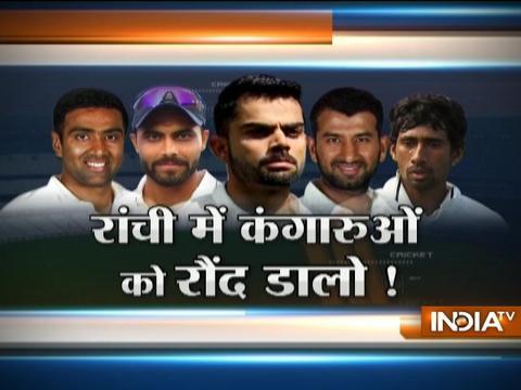 Cricket Ki Baat: Kangaroos on the verge of losing in 3rd Test between Ind and Aus in Ranchi