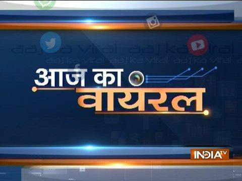 Aaj Ka Viral: Truth behind obscene MMS in Ram Rahim's cell phone
