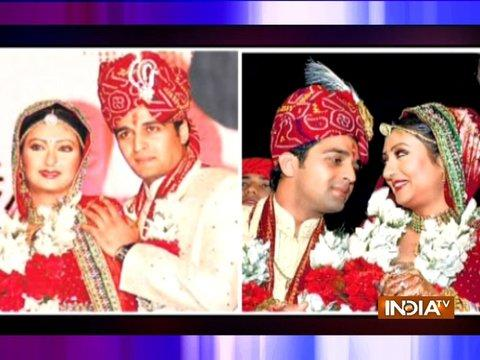 TV stars Sachin Shroff and Juhi Parmar headed for divorce