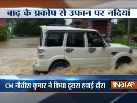 बिहार में बाढ़ से मरने वालों का आंकड़ा 56 तक पहुंचा, 69 लाख लोग हुए प्रभावित