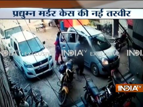 Ryan School Murder: Another CCTV footage of Pradyuman being taken to hospital recovered
