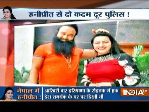 Sources suggest Honeypreet likely to be hiding in Nepal