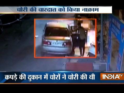 Delhi Police nabs thief at Kamla Nagar market in Delhi