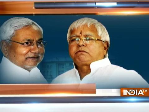 Nitish Kumar Floor Test: Tejaswi Yadav slams Nitish Kumar, asks him to reveal his idelogy
