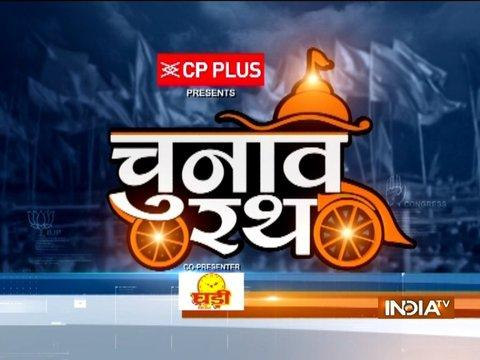 India TV Exclusive: Gujarat BJP state president Jitu Vaghani on Chunav Rath