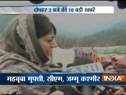 Stone pelting disrupts army operations against militants in Budgam