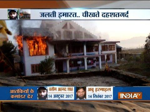 Operation was launched after specific info was received about presence of 2 LeT terrorists
