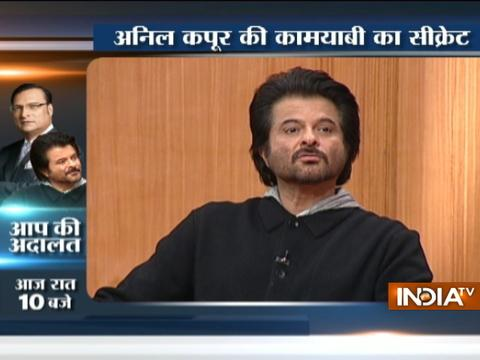 Anil Kapoor talks about his looks in Aap Ki Adalat