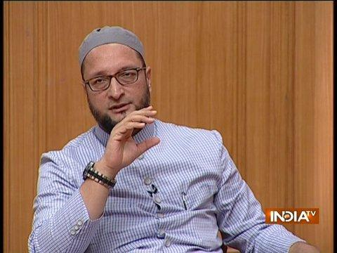 I agree with SC's observation on National Anthem but standing for it in theatre is unnecessary: Owaisi