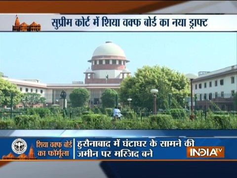 Ram Mandir can be built in Ayodhya, mosque in Lucknow: Shia Waqf board