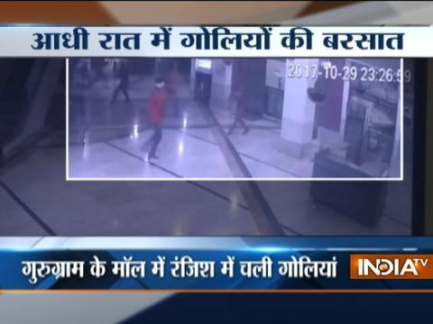 Firing inside famous Gurugram mall, 2 arrested