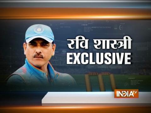 Ravi Shastri reveals how he became Team India's head coach
