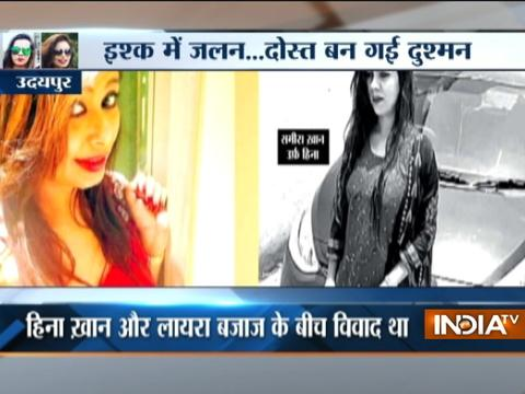 Udaipur model attack friend with knife for Fiance