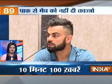 News 100 | 25th May, 2017
