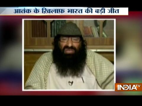 US designates Hizbul chief Syed Salahuddin ‎as global terrorist, India welcomes move