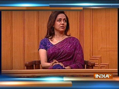 Hema Malini talks about her struggling days in film industry