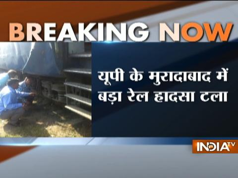 Ramnagar-Delhi Ranikhet Express train suffers break failure, 10 passengers