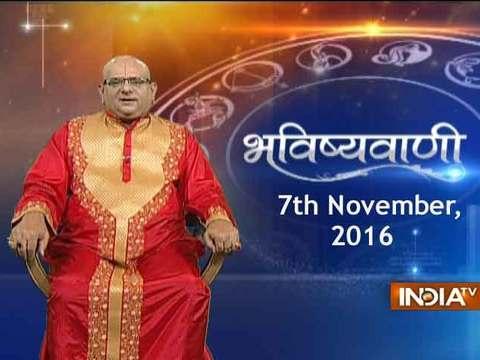 Bhavishyavani | 7th November, 2016