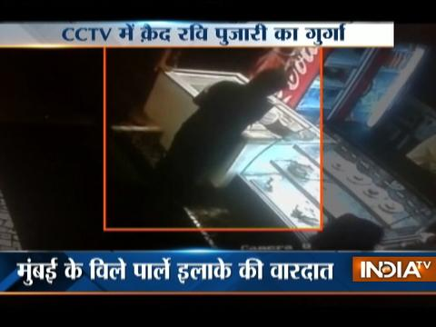 Caught on camera: Criminal in Mumbai asks for ransom at gunpoint