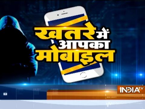 Watch: How your smartphone can be hacked within 20 seconds